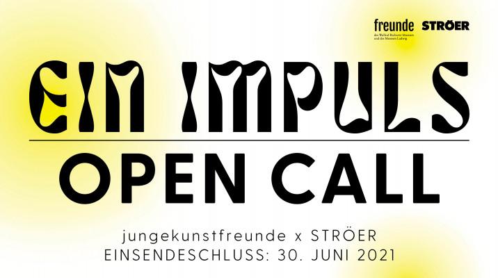 EIN IMPULS - Ausstellungsprojekt im urbanen Raum