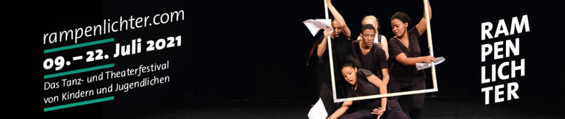 Rampenlichter - Tanz- und Theaterfestival von Kindern und Jugendlichen