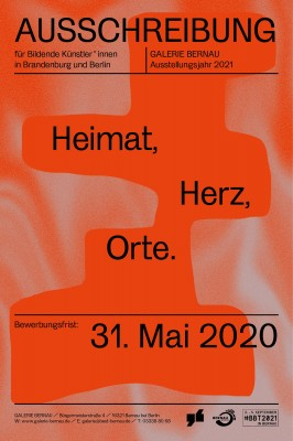 Ausstellungsjahr 2021 in der GALERIE BERNAU