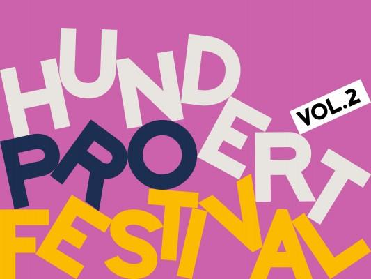 HundertPro Festival