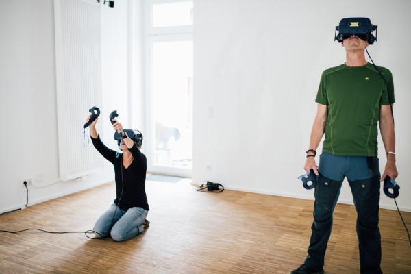 CREATIVE _ PLACES VR-KUNST-WG