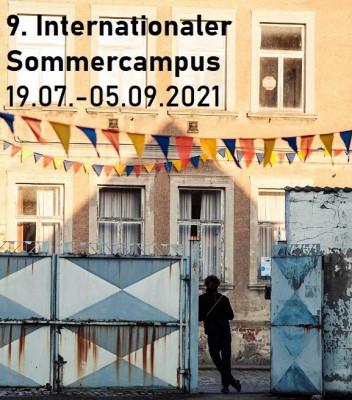 9. Internationaler Sommercampus Künstlerstadt Kalbe