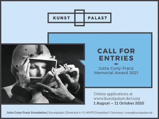 Jutta-Cuny-Franz-Erinnerungspreis 2021