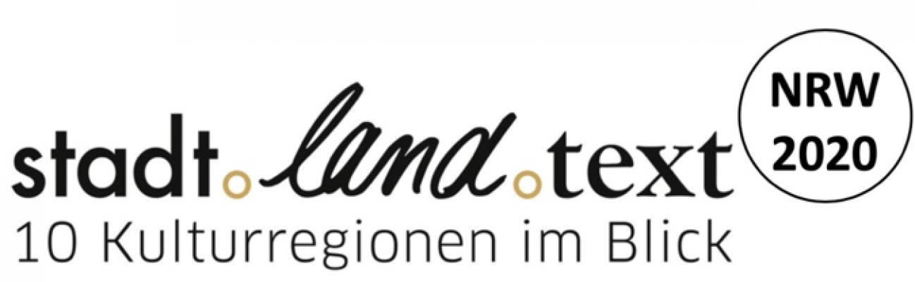 Stadt.Land.Text NRW 2020