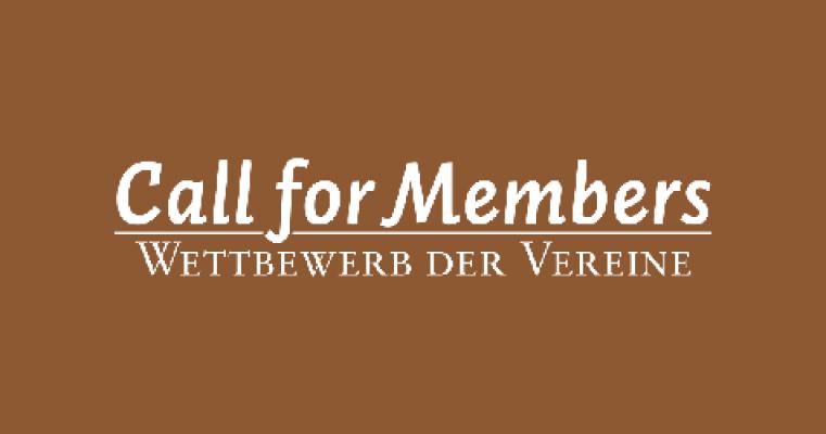 Kulturstiftung des Bundes: Call for Members - Wettbewerb der Vereine