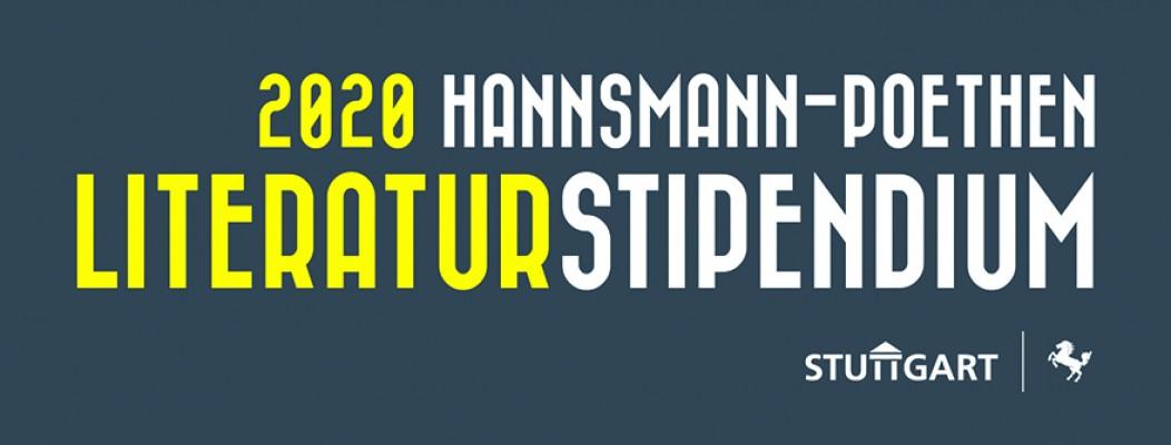 Hannsmann-Poethen-Stipendium des Kulturamts der Landeshauptstadt Stuttgart